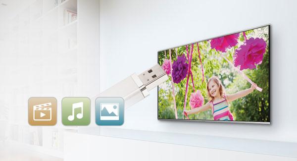 تلویزیون ال ای دی 55 اینچ پاناسونیک مدل 55C330M