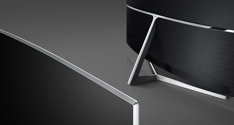 تلویزیون 4K سامسونگ هوشمند 55 اینچ مدل KS9995