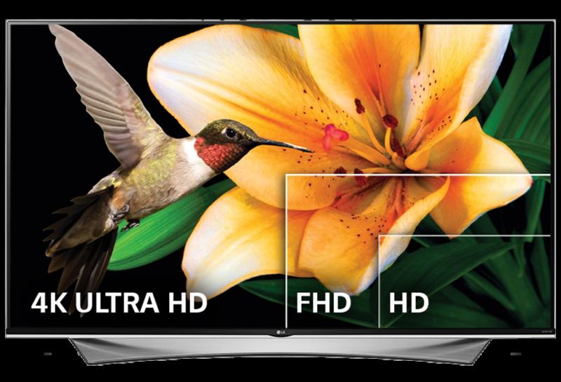 تلویزیون 65 اینچ منحنی ال جی مدل 65UG870