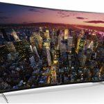 تلویزیون 55 اینچ منحنی 4K پاناسونیک 55CR730B