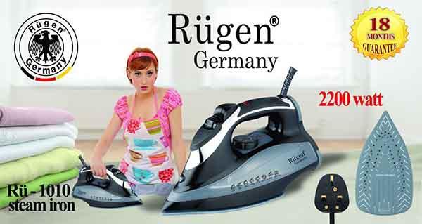 اتو کف نانو سرامیک روگن آلمان