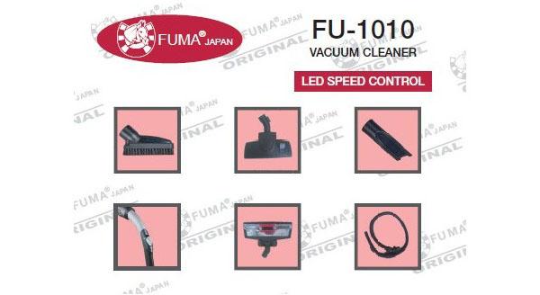 جاروبرقی فوما مدل FUMA FU-1010